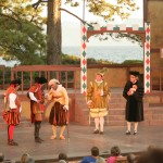 Shakespeare Festival  photo by Jeff Dow