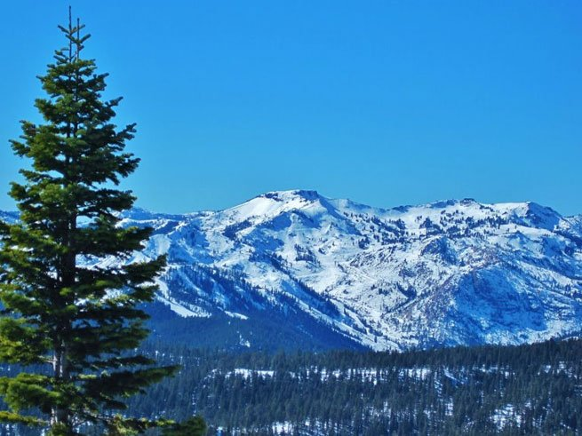 Ready for sun, snow and spring skiing at Squaw? Photo Credit Alena Grace Photography 