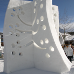 Carve Tahoe Sculpture