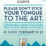 Carve Tahoe Banner
