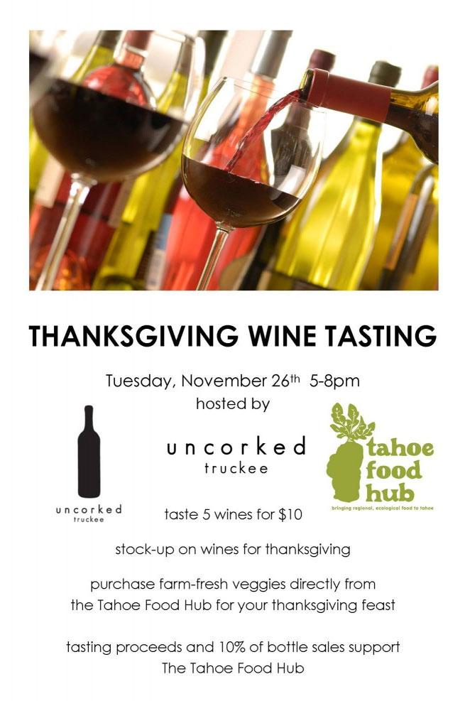 Uncorked Wine Tasting Event