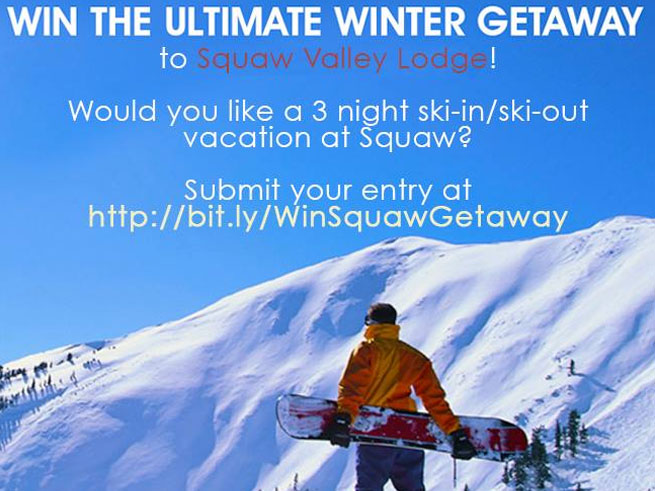 Winter Sweepstakes 2013/2014