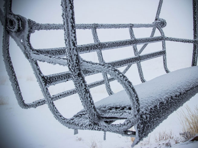 ChairSnow