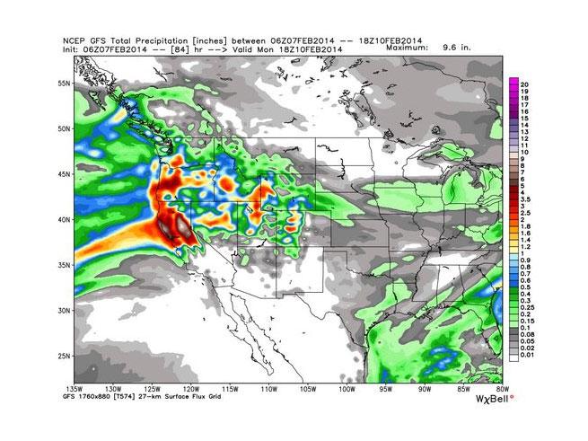 Tahoe Forecast