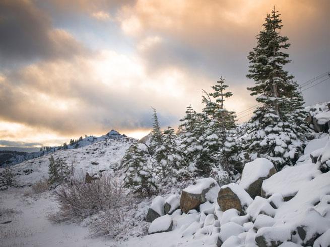 Squaw Snow 2014