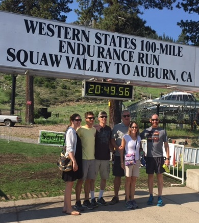 Western states Ian Ballentine Team 20 hours until start