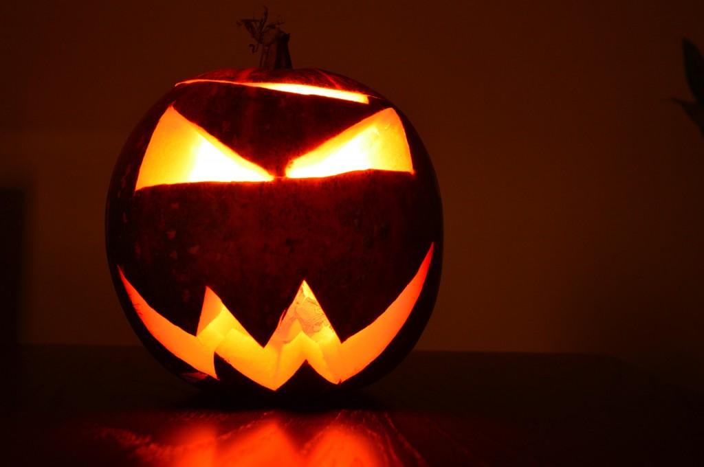 jack o lantern halloween in tahoe