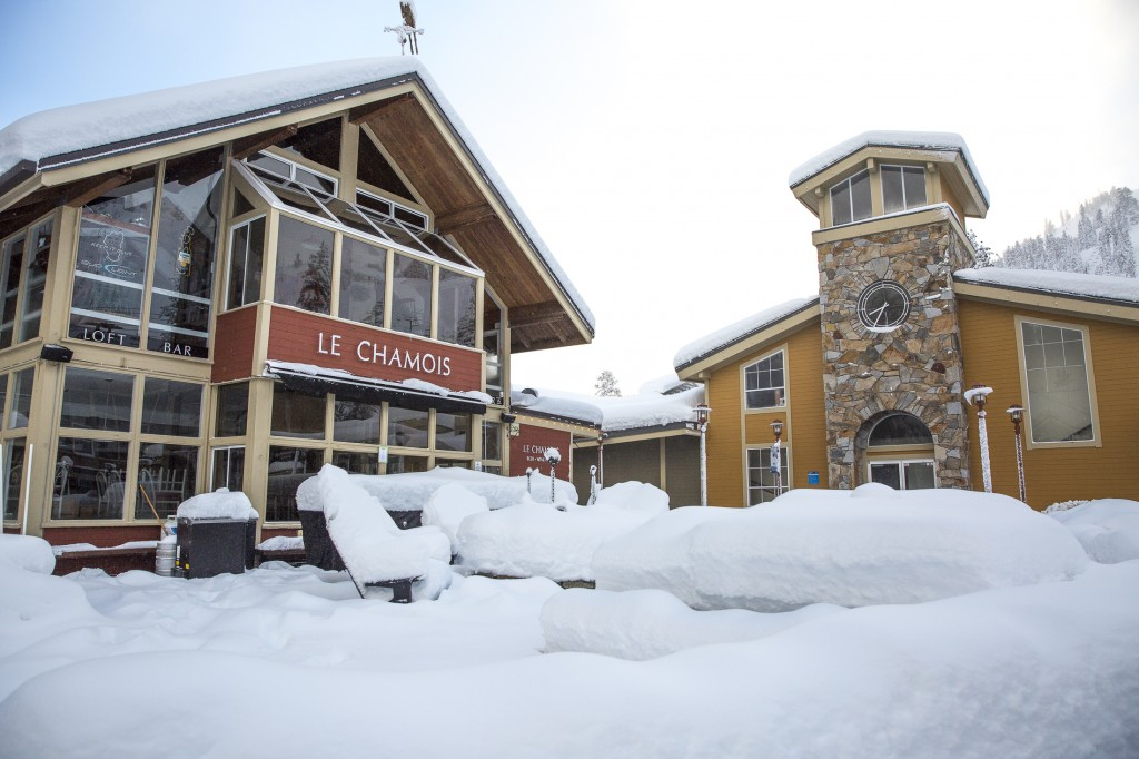 2016-17 SVAM Winter First Snow